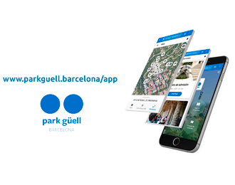 Get the new application of Park Güell!