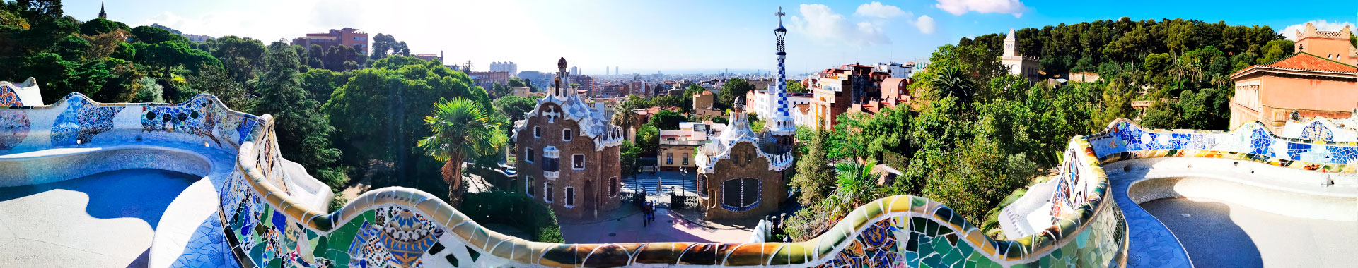 Welcome to Park Güell